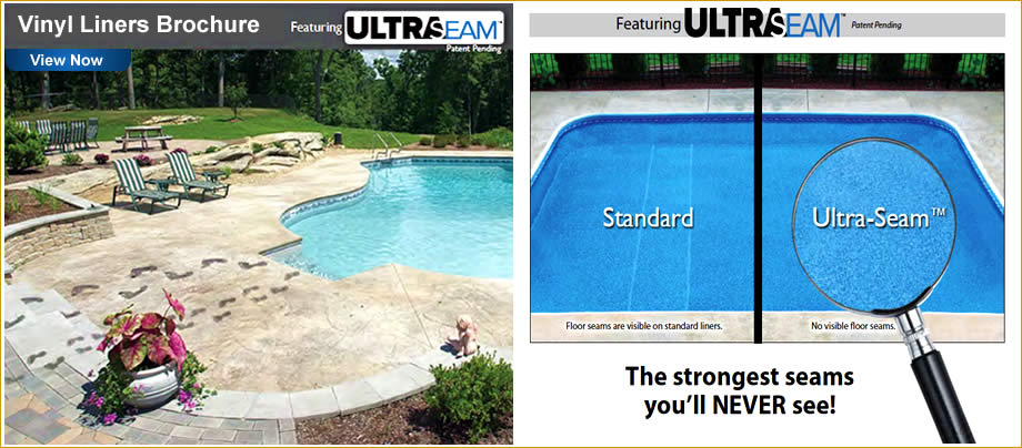 Orlando vinyl liner swimming pool vinyl liner replacement for Pacific pools